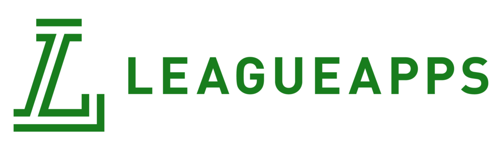 LeagueApps Logo Green copy